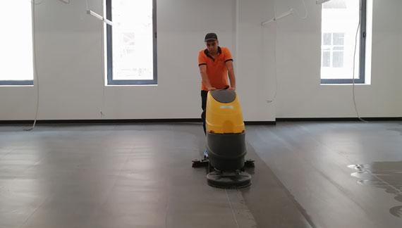 մաքրում վերանորոգումից հետո Cleanline