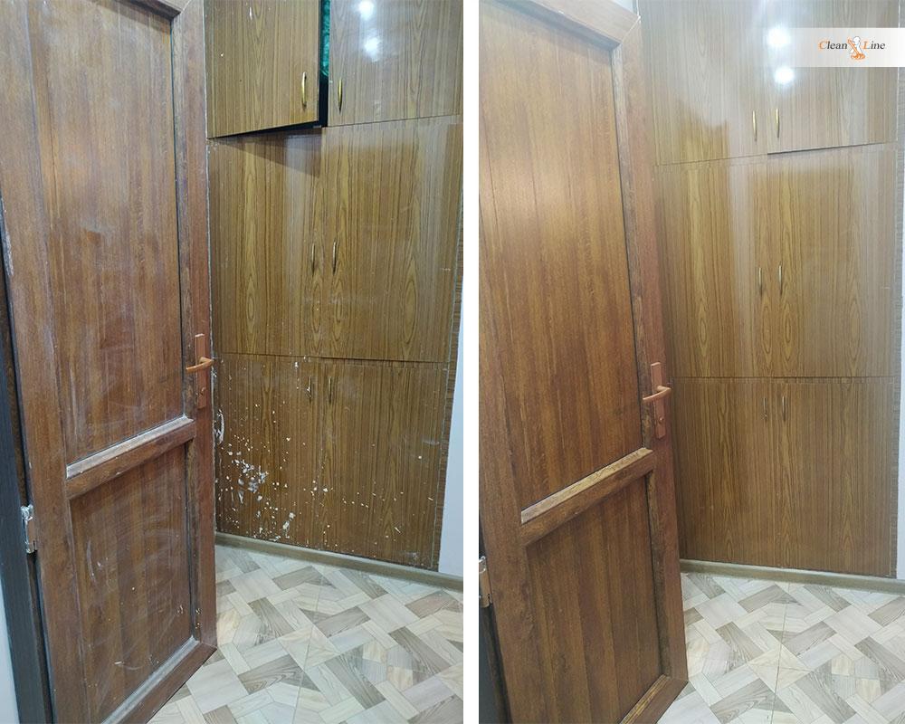 После ремонта / строительства