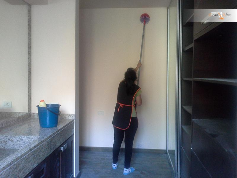 Tips for cleaning premises after renovation