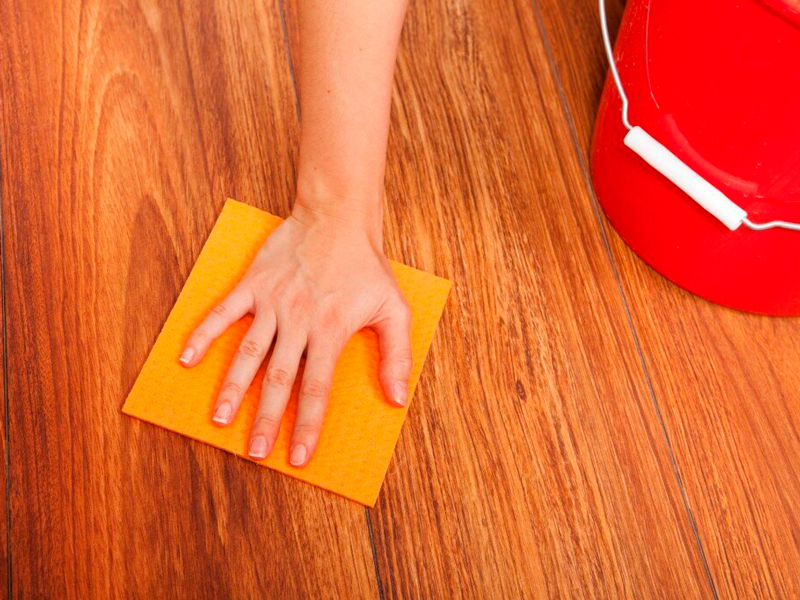 Seven tips for your laminate flooring care