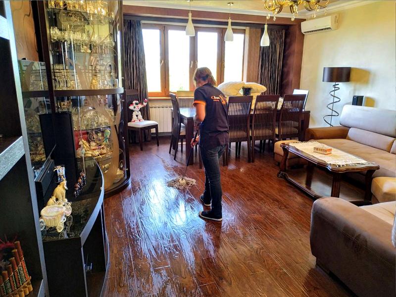 Բնակարաններ Բնակարանների մաքրում